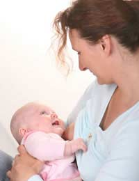 Breastfeeding Breast Engorgement